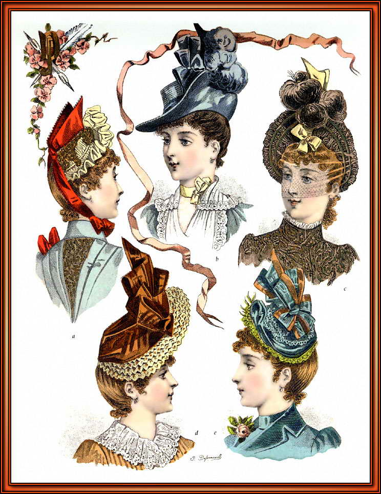 维多利亚时期贵族服饰